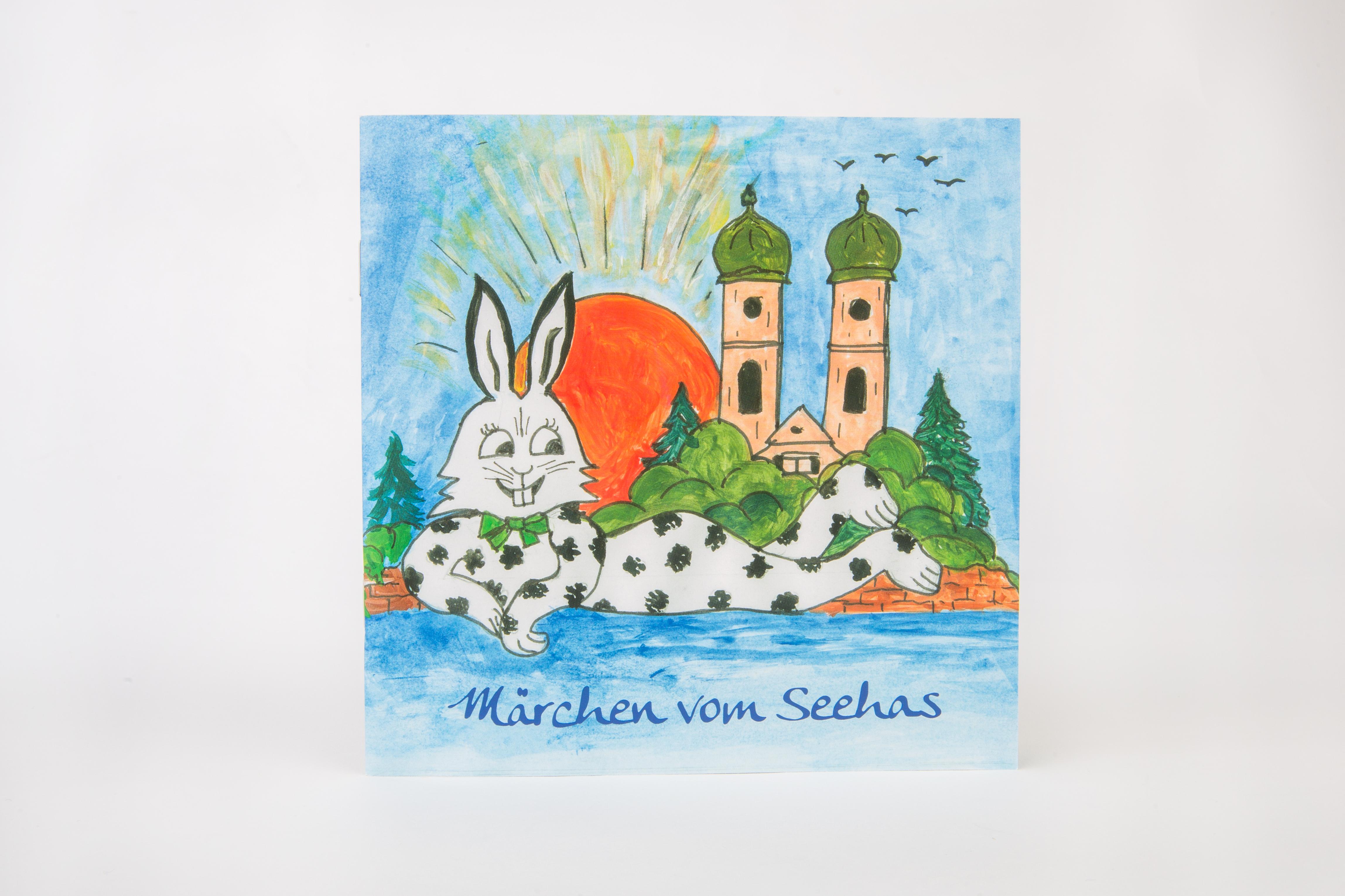 """Kinderbuch """"Märchen vom Seehas"""""""