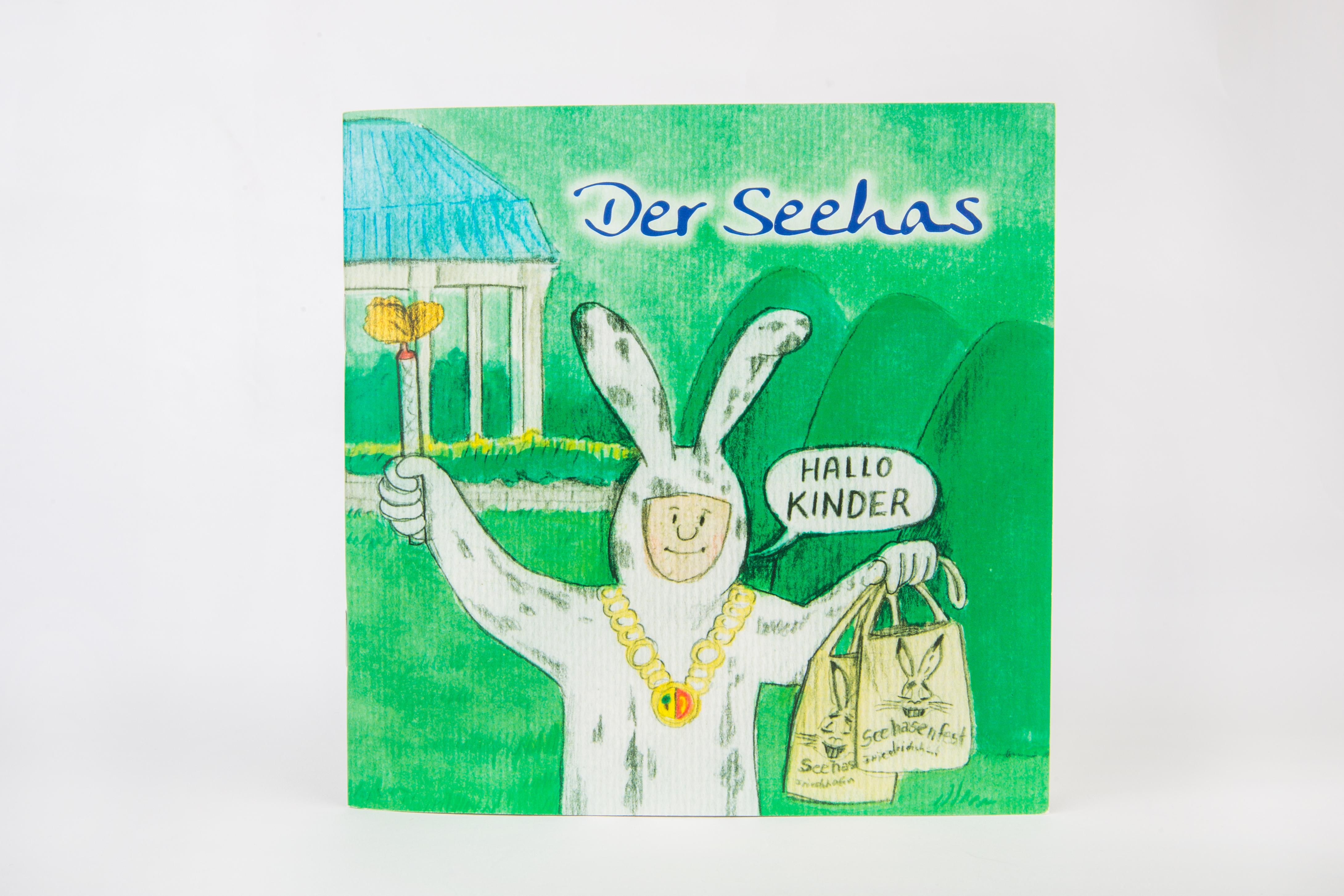 "Kinderbuch ""Der Seehas"""