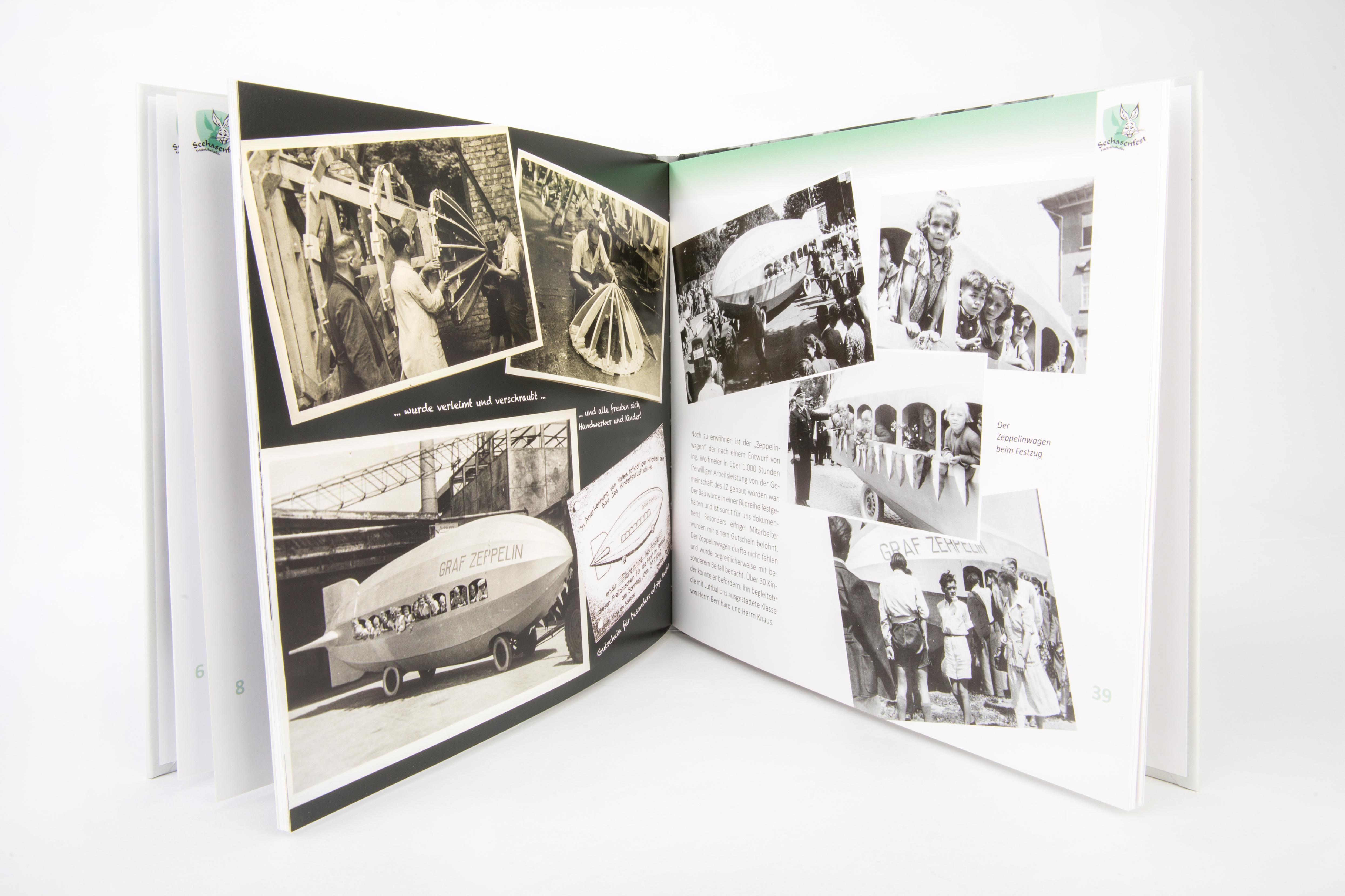 """Buch """"Seehasenfest 1949: Wie alles begann"""""""