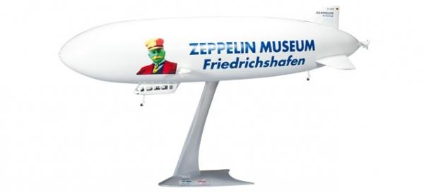 Modell Zeppelin NT Jubiläum