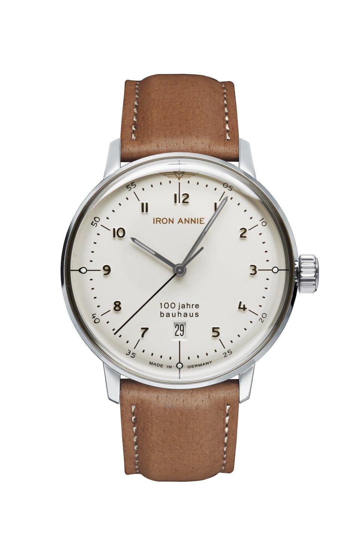 IRON ANNIE Uhr 5046-1, Serie Bauhaus 1