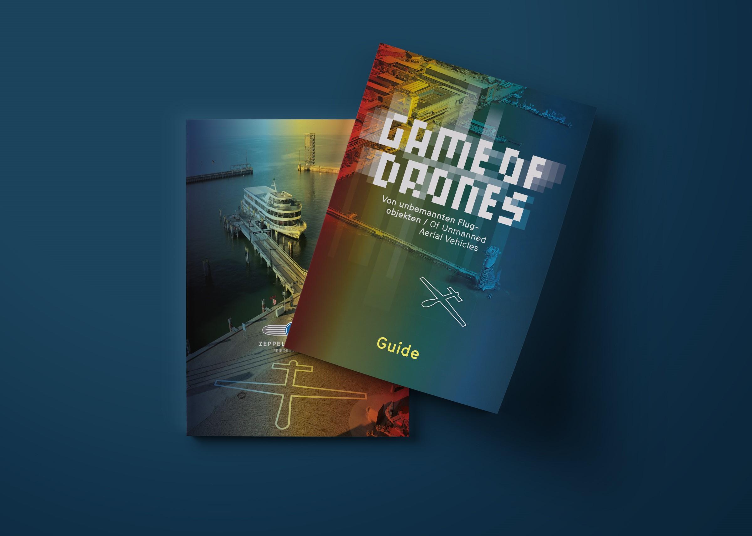 """Guide """"Game of Drones.   Von unbemannten Flugobjekten"""""""