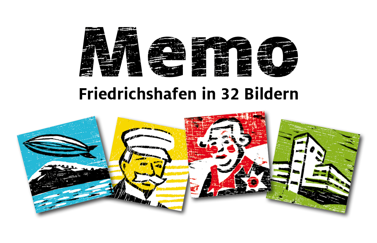 Memo – Friedrichshafen in 32 Bildern