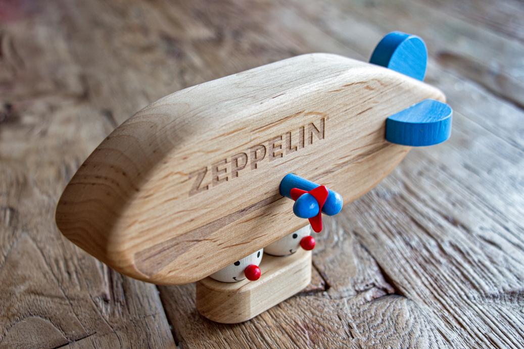 """Zeppelinwicht """"Ferdi"""""""