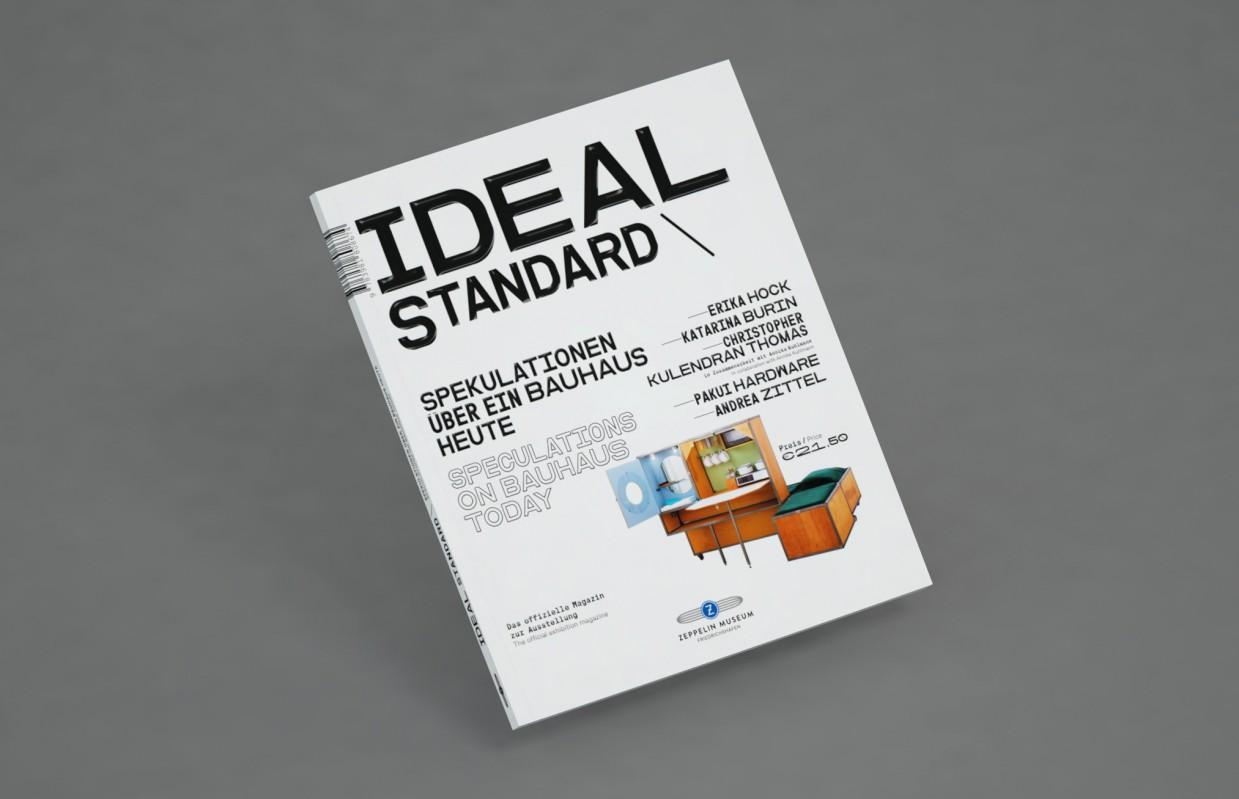 IDEAL STANDARD - Das offizielle Magazin zur Ausstellung
