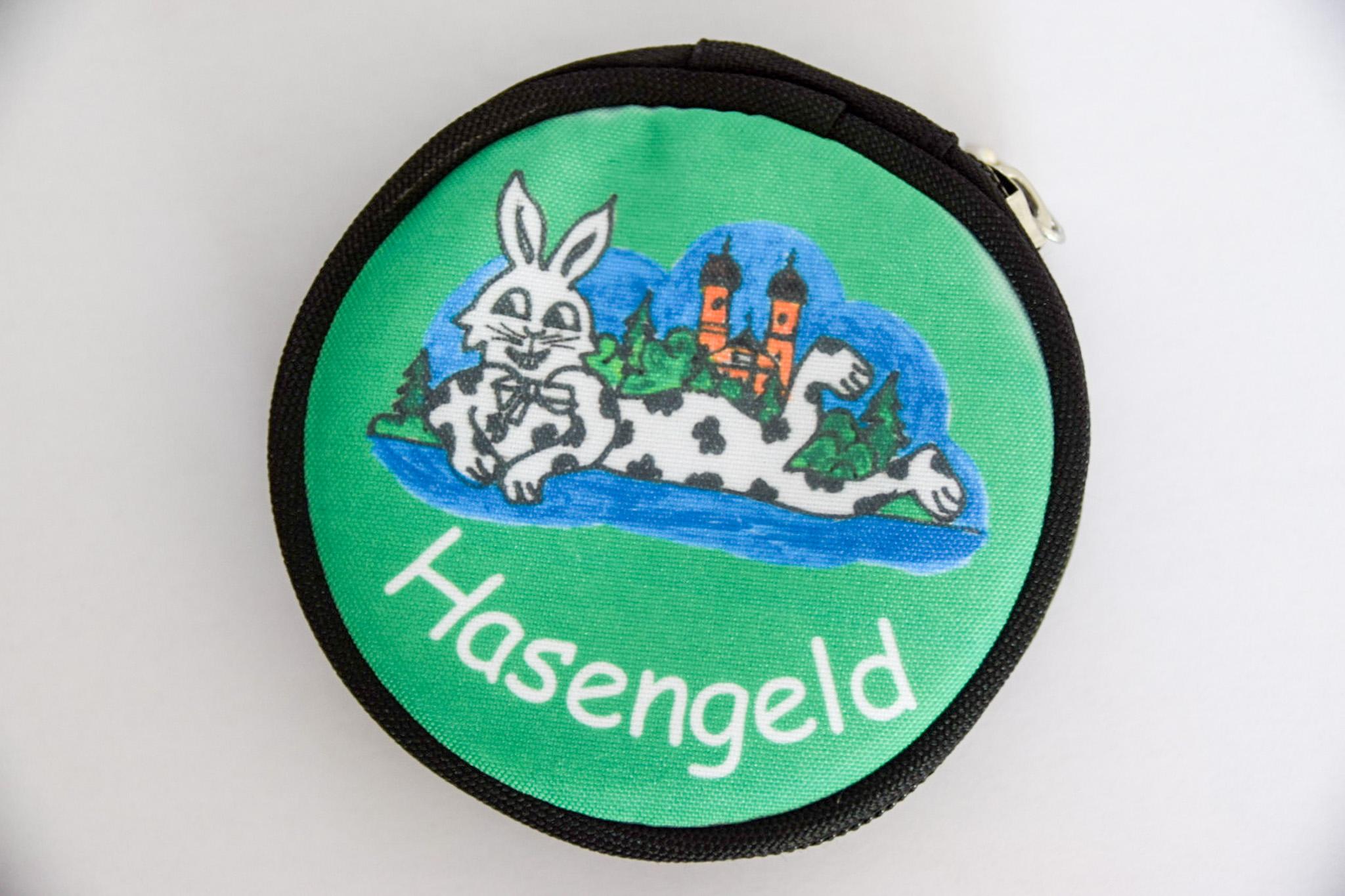 """Geldbeutel """"Hasengeld"""""""