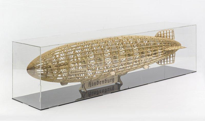 Holzbausatz Zeppelin LZ 129 Hindenburg / 600mm
