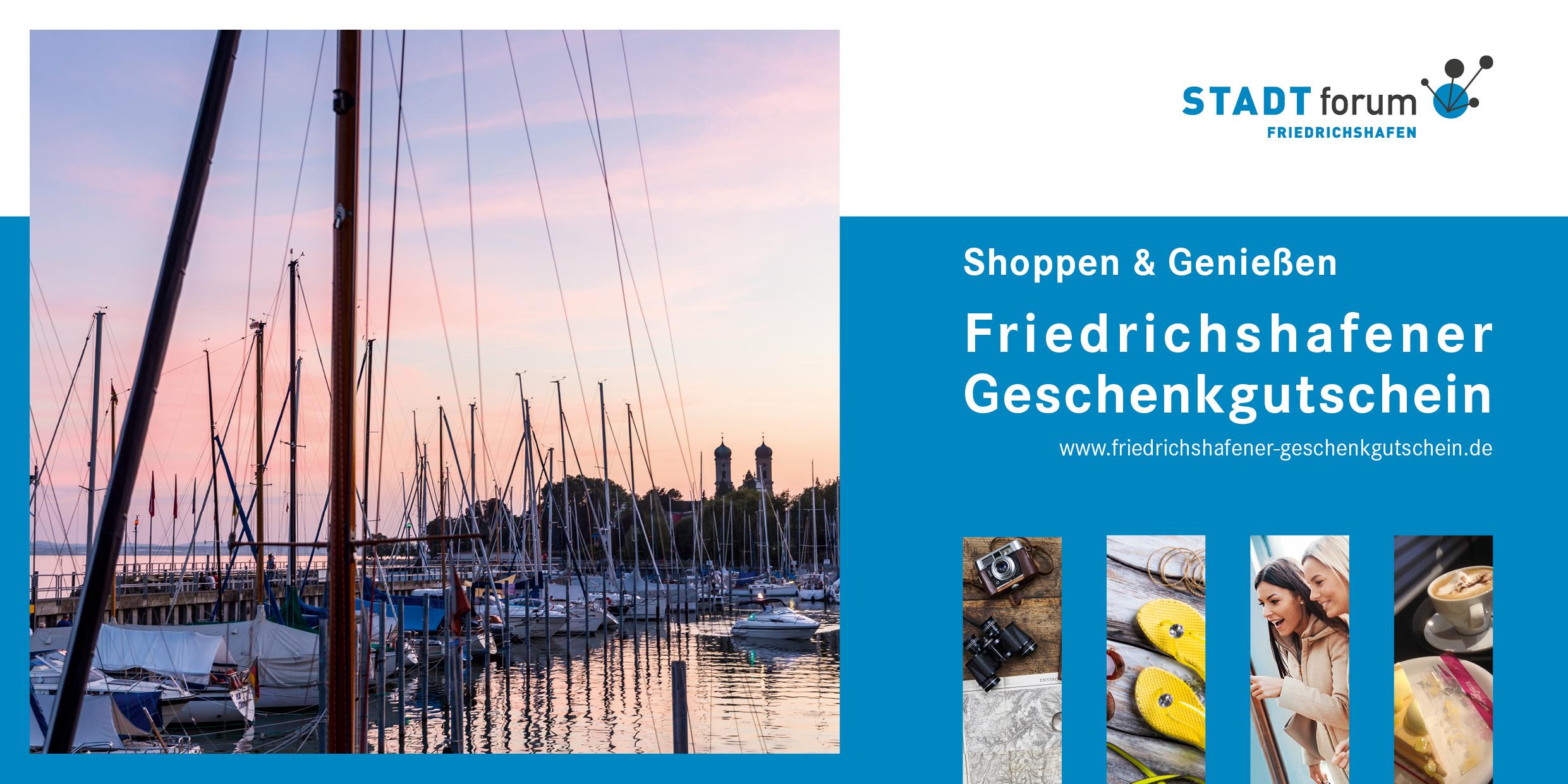 Friedrichshafener Geschenkgutschein 10 €