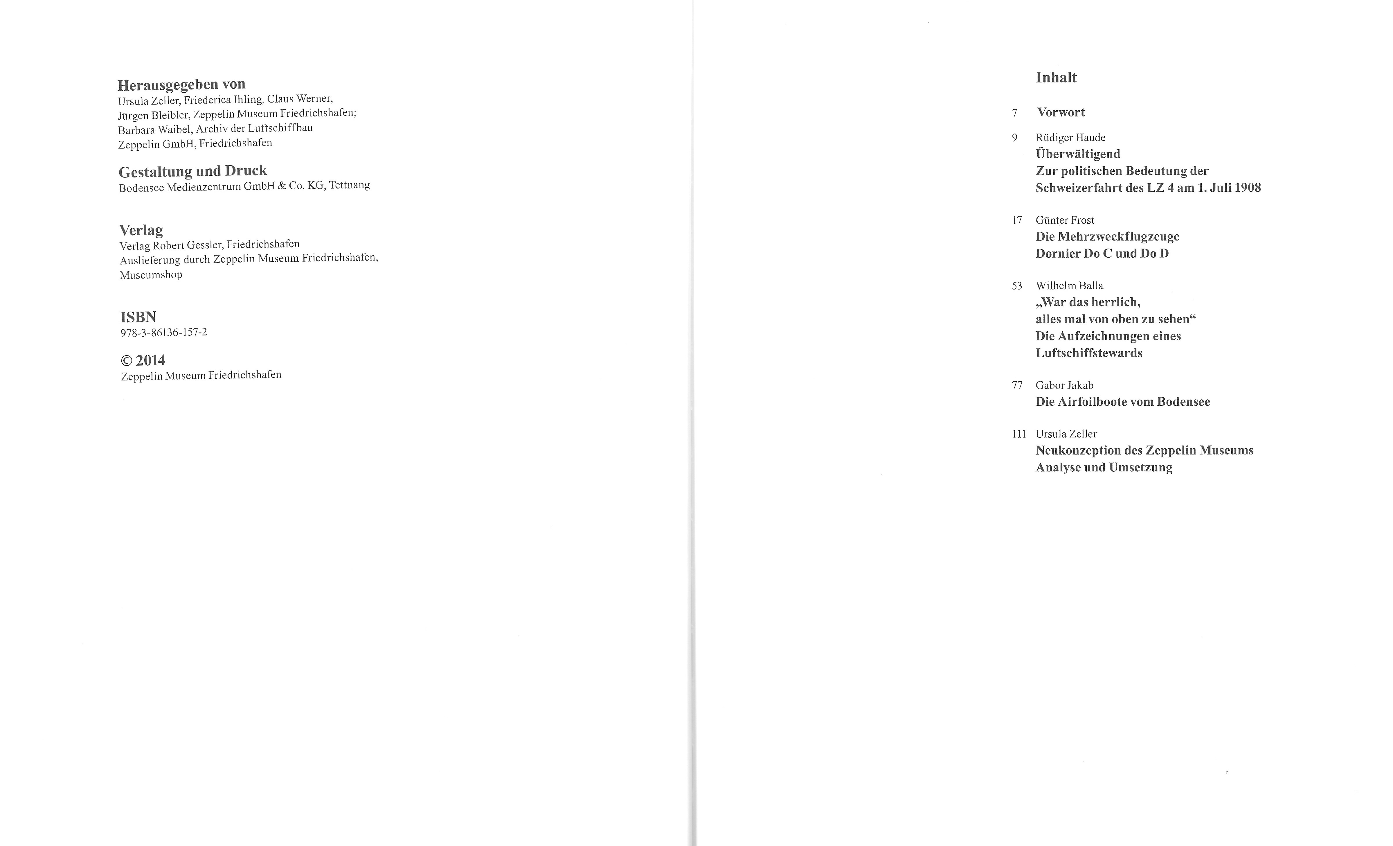 Wissenschaftliches Jahrbuch Band 11