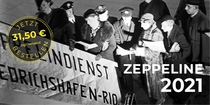 ZEPPELIN-KALENDER 2021