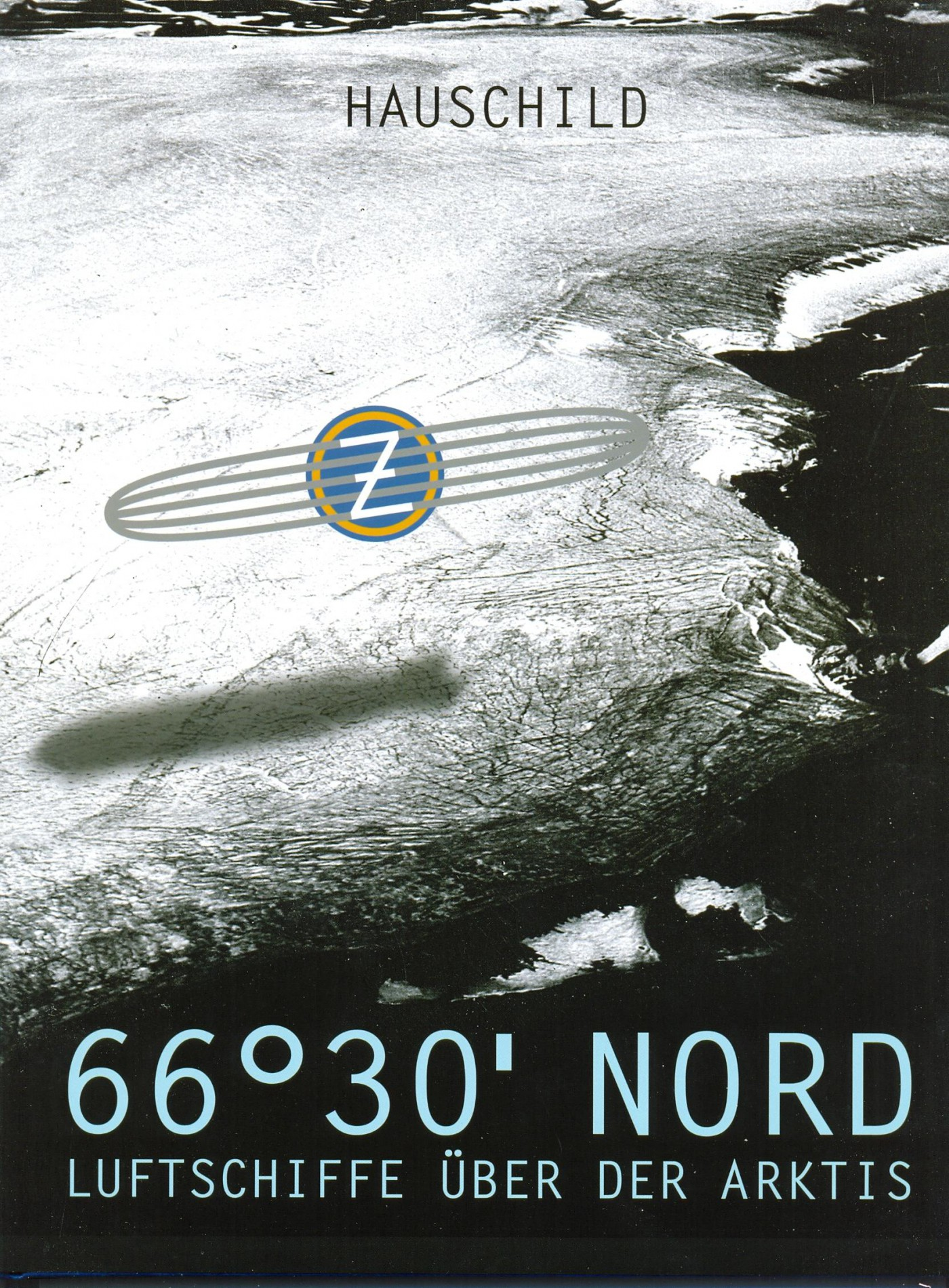 66°30' Nord - Luftschiffe über der Arktis