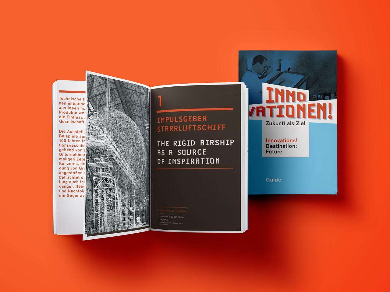"""Booklet """"Innovationen - Zukunft als Ziel"""""""